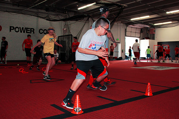 Speed, Quickness, & Agility Training